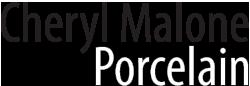 Cheryl Malone Porcelain Logo