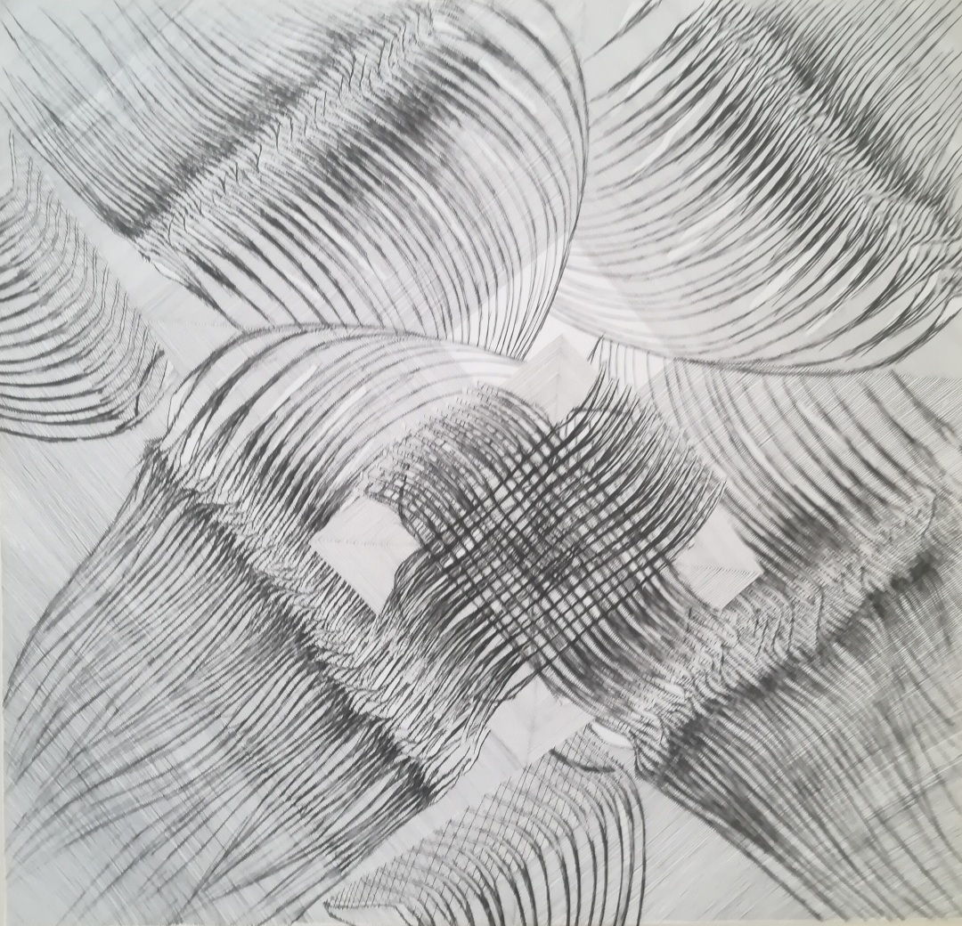 Line Drawing by Cheryl Malone